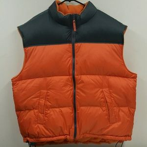 Old Navy men's down vest